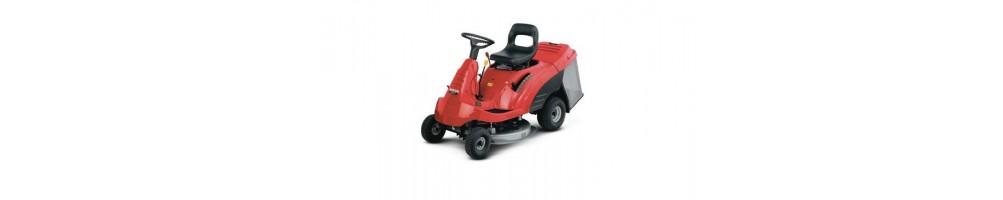 Mini Rider tractor pequeño cortacésped. Ideal para terrenos medianos.