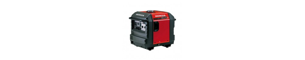 Generadores Honda Insonorizados Altas Prestaciones